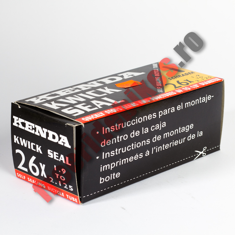 Camera Kenda Kwick Seal 26 X 1.9 to 2.125