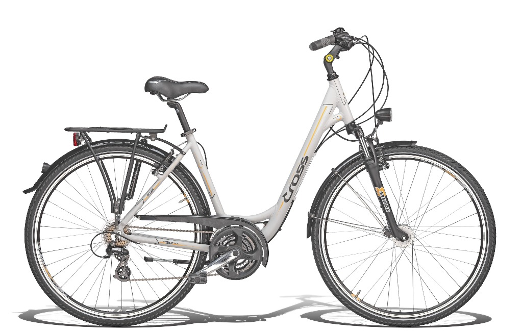 Bicicleta Cross Arena LS