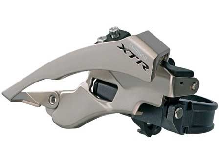 Schimbator fata Shimano XTR FD-M970