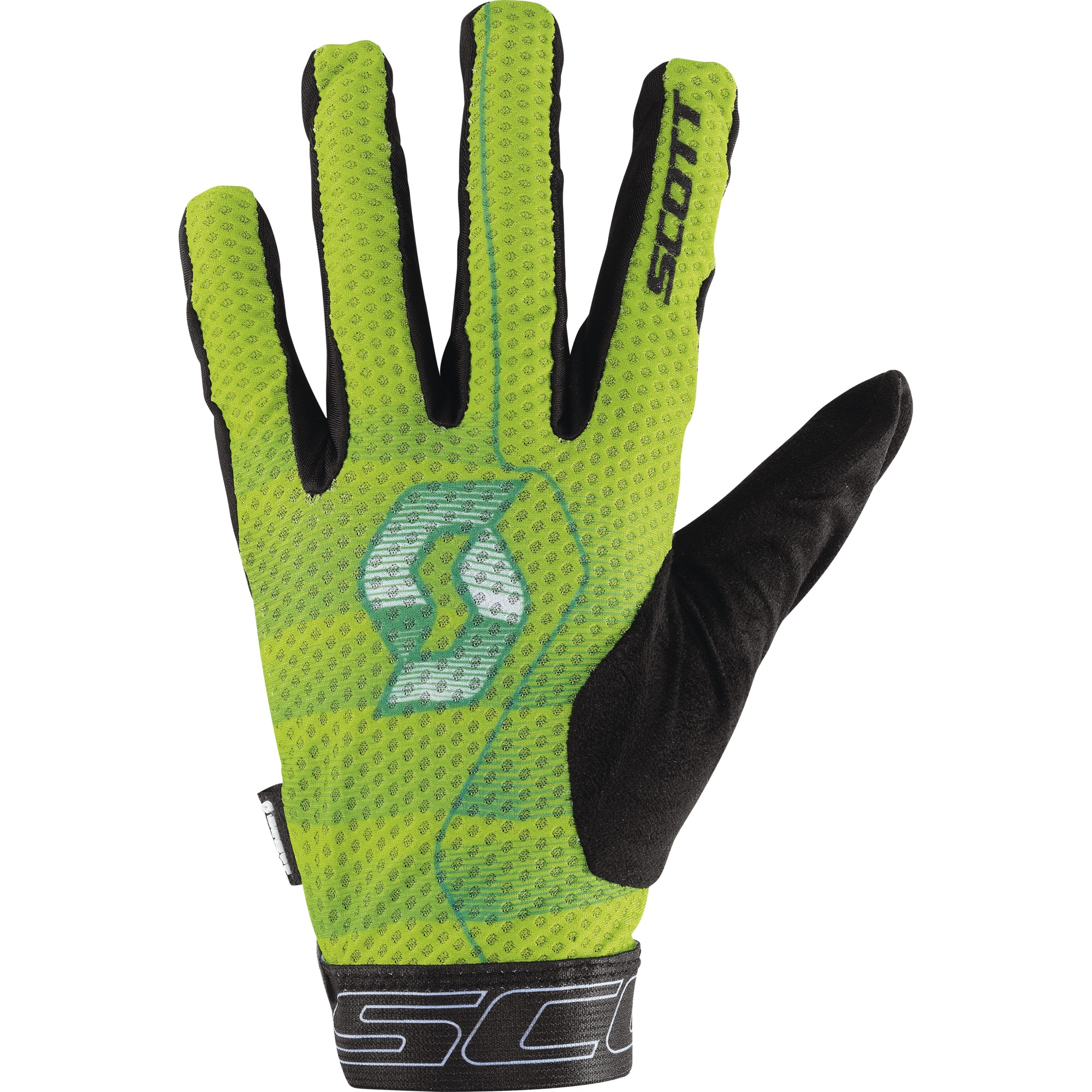 Manusi Scott Ridance LF Glove Verde