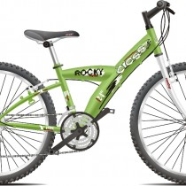 Bicicleta Cross Rocky 24″