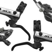 Frana disc hidraulica Shimano SLX BL-M675/BR-M675(placute resin)-Spate