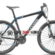 Bicicleta Cross Grx 8M 27,5″ negru