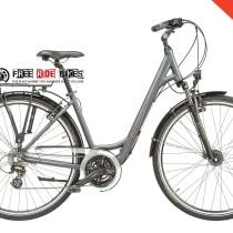 Bicicleta Cross Arena Low Step Trekking