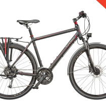 Bicicleta Cross Travel Man Trekking