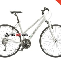 Bicicleta Cross Amber Lady Cross 28