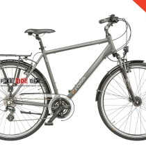 Bicicleta Cross Areal Man Trekking 28″