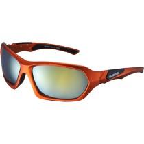 Ochelari Shimano S14X mat metalic negru portocaliu
