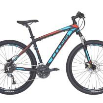 Bicicleta Cross Grx 827 27.5″ Negru/Albastru/Rosu – 2017