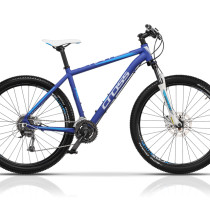 Bicicleta Cross Grip 8 27.5″ Albastru – 2017