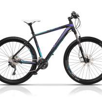 Bicicleta Cross Euphoria 27.5″ Negru/Mov – 2017