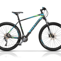 Bicicleta Cross Fusion Man 27.5″ – 2017
