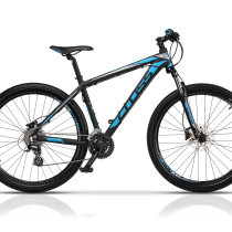 Bicicleta Cross Grx 27.5″ Negru/Albastru/Gri  – 2017 –