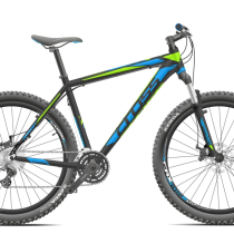 Bicicleta Cross Grx 827 29″ Negru/Albastru/Verde – 2017