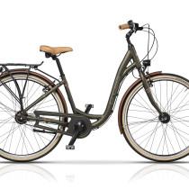 Bicicleta Cross Riviera 28″ Verde – 2017