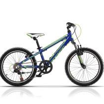 Bicicleta Cross Speedster 20″ Baieti Albastru/Verde – 2017