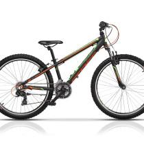 Bicicleta Cross Speedster 26″ Baieti Negru/Verde/Portocaliu – 2017