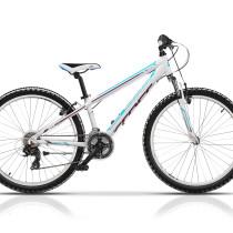 Bicicleta Cross Speedster 26″ Fete Alb/Albastru/Mov – 2017
