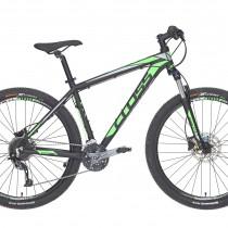 Bicicleta Cross Grx 927 27,5′ Negru/Verde/Gri – 2017
