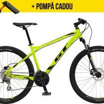 Bicicleta GT AGGRESSOR EXPERT 2017 + POMPĂ CADOU