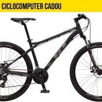 Bicicleta GT AGGRESSOR SPORT 2017 + CICLOCOMPUTER CADOU
