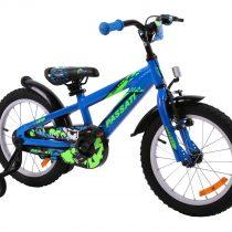 Bicicleta Passati GERALD 20″ aluminiu – albastru