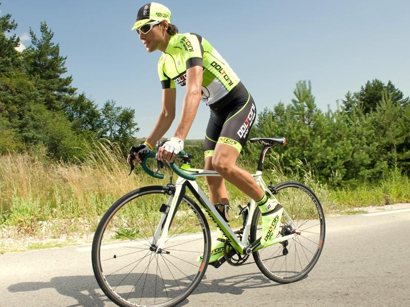 Tricou ciclism Doltcini Flash Pro