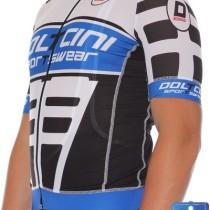 Tricou Doltcini Milano Blue Pro