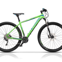 Bicicleta Cross Euphoria 29″ Verde – 2017