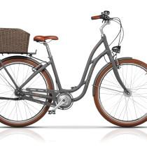 Bicicleta Cross Picnic Pro 28″ Gri/Maro – 2017