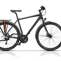 Bicicleta Cross Quest Man Trekking 28″ – 2017