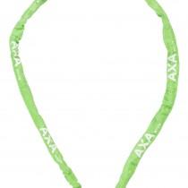 Incuietoare cu lant Axa Rigid RCC 120cm/3,5mm verde – cu cifru