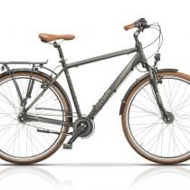 Bicicleta Cross Citerra Man 28″ Gri/Argintiu  – 2016