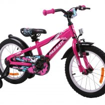 Bicicleta Passati GERALD 20″ aluminiu – roz