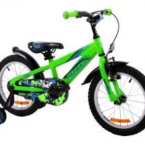 Bicicleta Passati GERALD 20″ aluminiu – verde