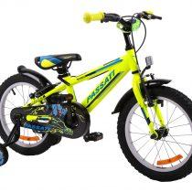 Bicicleta Passati MASTER 20″ aluminiu – galben