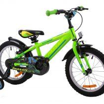 Bicicleta Passati MASTER 20″ aluminiu – verde