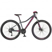 Bicicleta Scott Contessa 720 negru roz – 2018