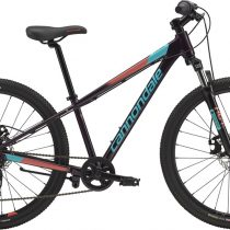 Bicicleta copii Cannondale Trail 24 Girl s – 2018
