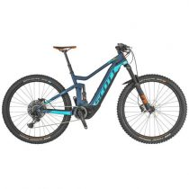 bicicleta de test scott genius