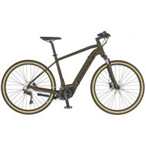 Bicicleta Scott Sub Cross eRide 20 2019