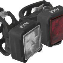 Set lumini AXA Niteline 44-R incarcare USB