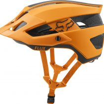 Casca XC-trail FOX Flux Rush Atomic Orange