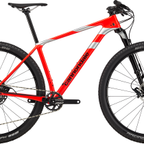 Cannondale F-Si Carbon 3 2021 rosu
