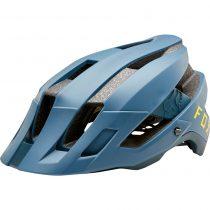 Casca XC-trail FOX Flux Blue Steel
