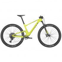 Scott Spark RC Comp (Yellow) 2022